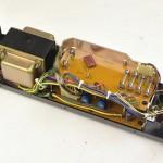 Technics (テクニクス) SP-10mk2A 電源ユニット内部 メンテナンス後
