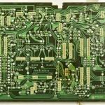 Technics (テクニクス) SP-10mk3 コントロール回路基板 半田面 メンテナンス前