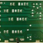 Technics (テクニクス) SP-10mk3 ヒューズ回路基板 半田面 メンテナンス後