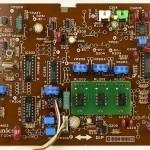 Technics (テクニクス) SP-10mk3 コントロール回路基板 部品面 メンテナンス後