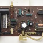 DENON (デノン) DP-80 モーター駆動回路基板 部品面 メンテナンス前
