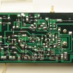 DENON (デノン) DP-80 モーター駆動回路基板 半田面 メンテナンス後