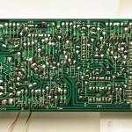 DENON (デノン) DP-80 サーボコントロール回路基板 半田面 メンテナンス後